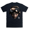 Soldier Face RK x Schoony Black T-Shirt