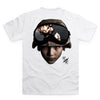 Soldier Face RK x Schoony White T-Shirt