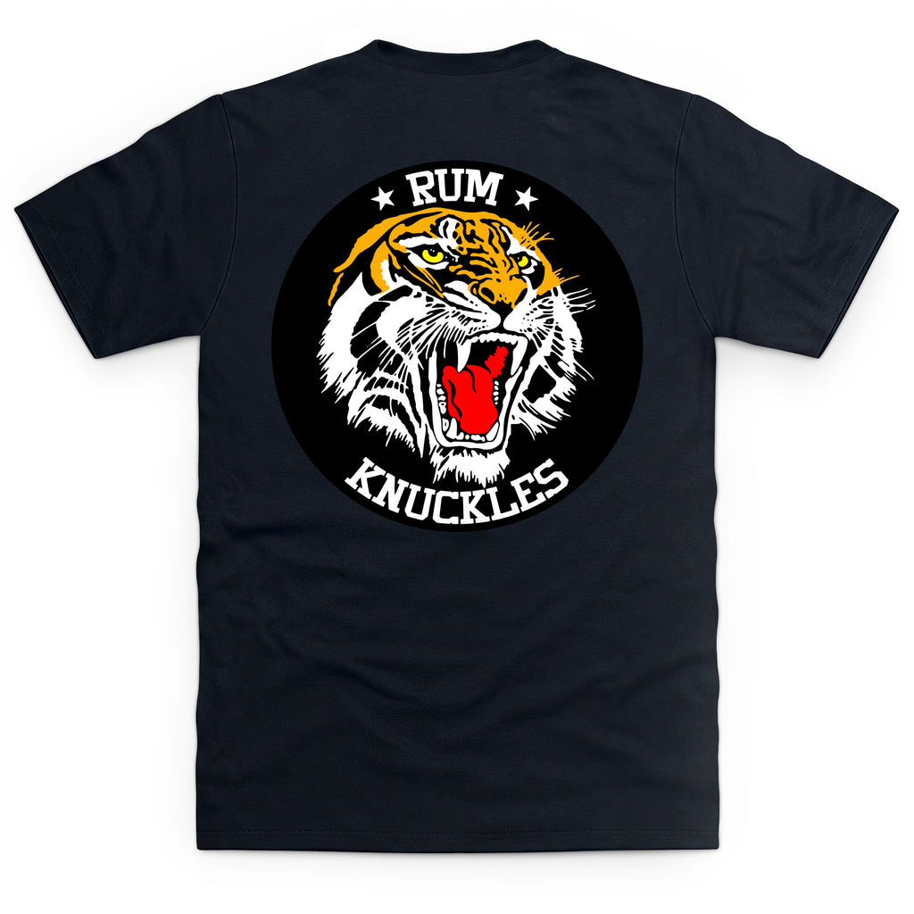 Rum Knuckles Tiger T Shirt