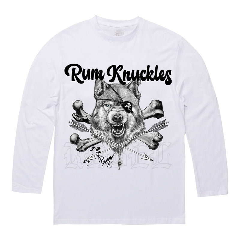 *NEW-IN* RK The Hunter Long-sleeve Tee