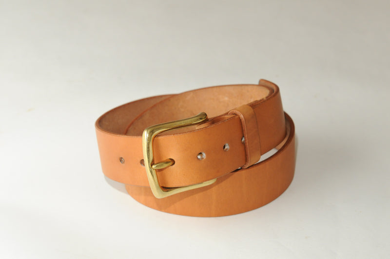 RK Limited Hand-Tooled Real Leather Belt