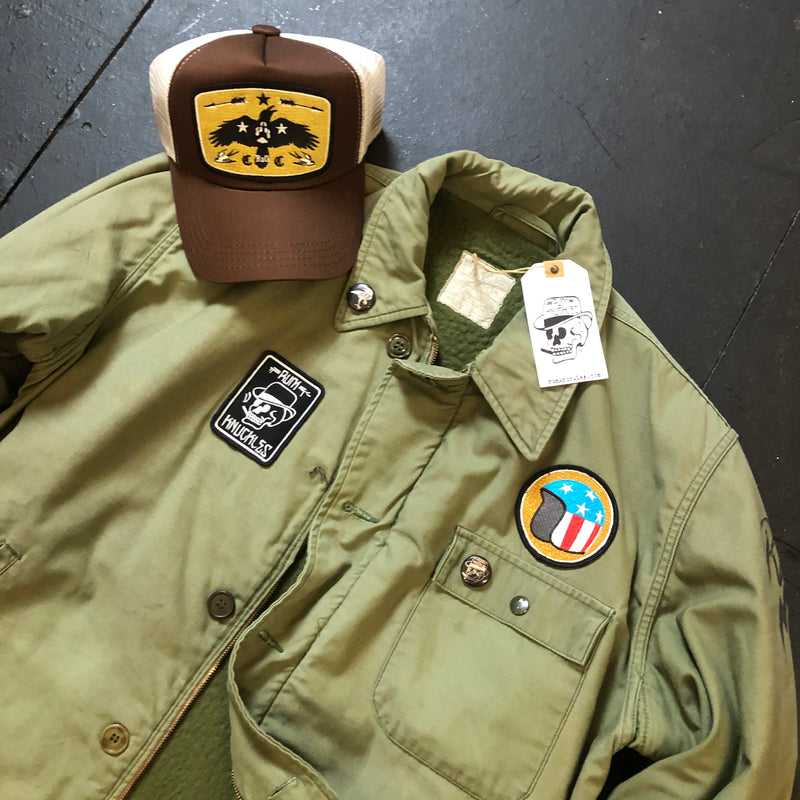 RK Reworked US Navy Deck Jacket