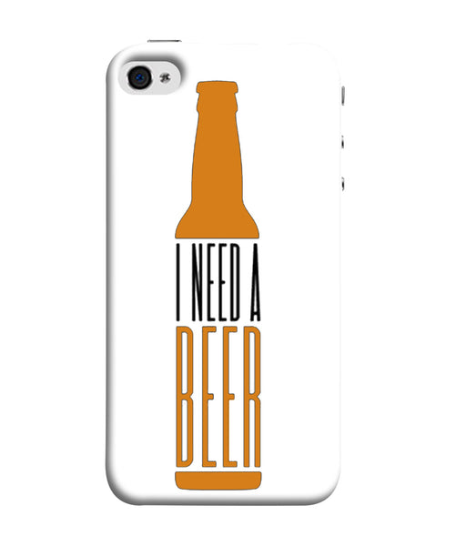 Iphone 5S BEER Mobile Cover