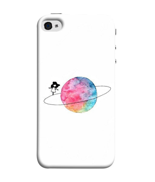Apple Iphone 5S Universe Mobile Cover