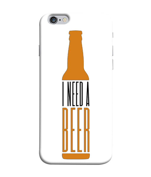 Iphone 6 BEER Mobile Cover