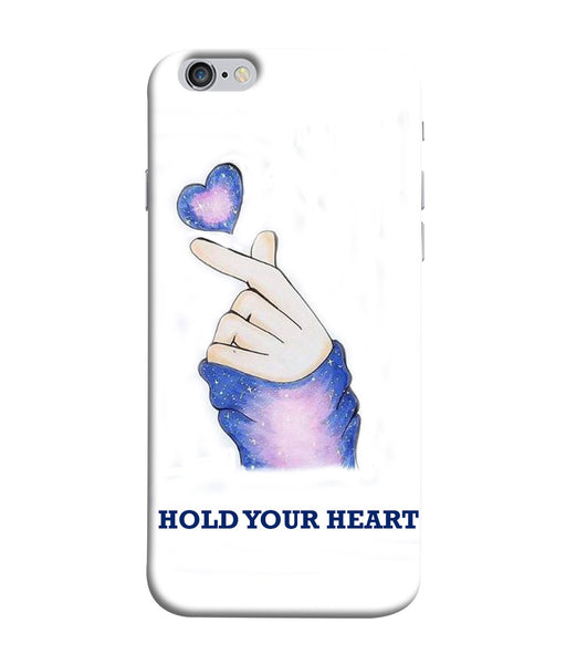 Apple Iphone 6 Hold Your Heart Mobile Cover