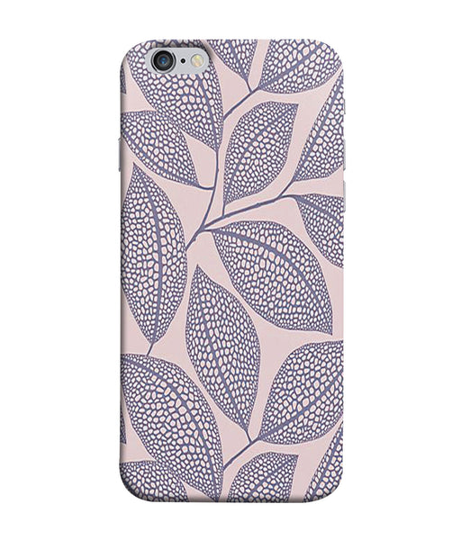 Apple Iphone 6 Leaf Print Mobile Cover