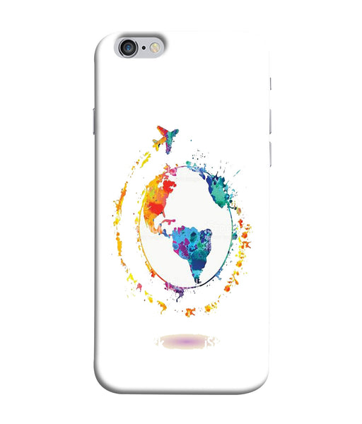 Apple Iphone 6 World Mobile Cover