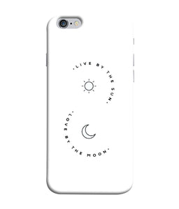 Apple Iphone 6 Sun Moon Mobile Cover