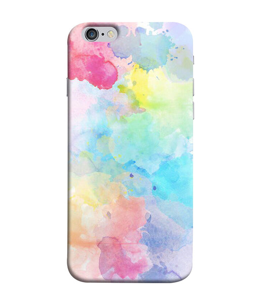Apple Iphone 6 Watercolour Mobile Cover