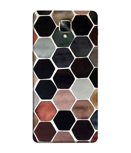 One Plus 3 Hexa Mobile Cover