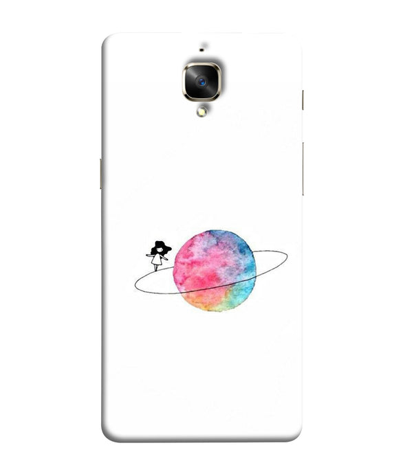 One Plus 3 Universe Mobile Cover