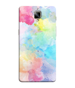 One Plus 3 Watercolour Mobile Cover