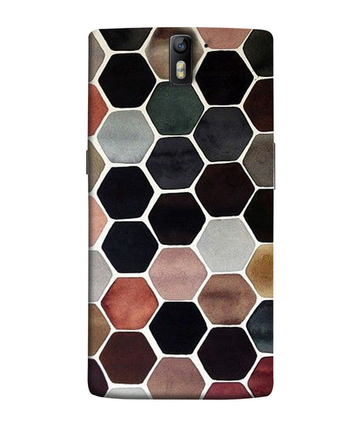 One Plus 1 Hexa Mobile Cover