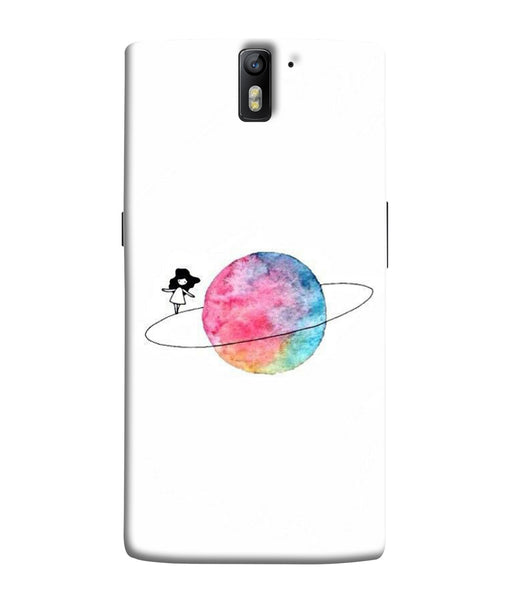 One Plus 1 Universe Mobile Cover