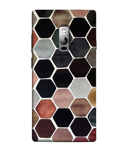 One Plus 2 Hexa Mobile Cover