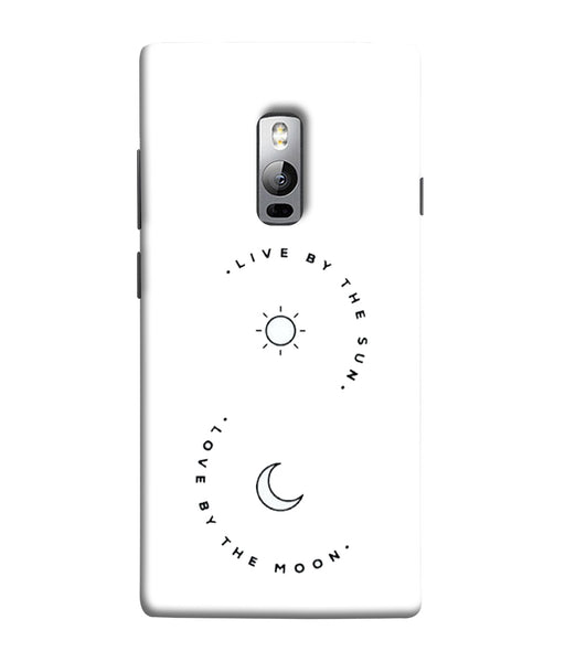 One Plus 2 Sun Moon Mobile Cover