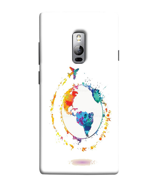 One Plus 2 World Mobile Cover
