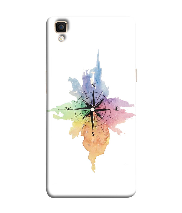 Oppo F1 Plus Directions Mobile Cover