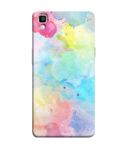 Oppo F1 Plus Watercolour Mobile Cover