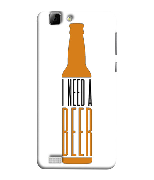 Vivo V1 Beer Mobile Cover
