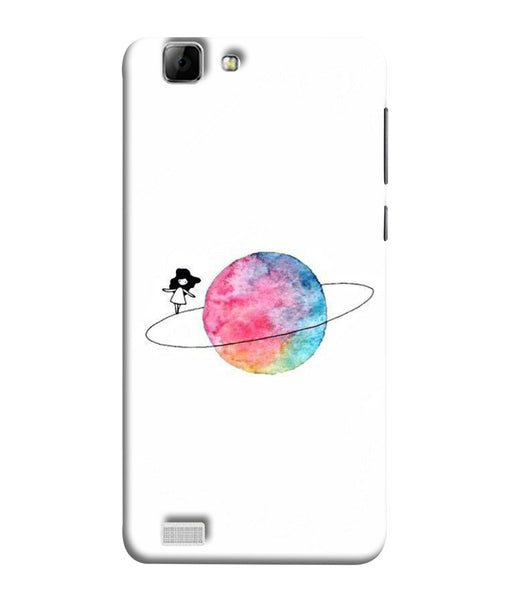 Vivo V1 Universe Mobile Cover