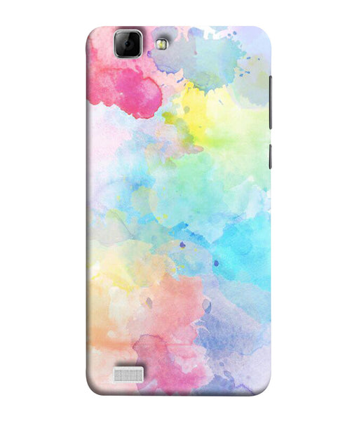 Vivo V1 Watercolour Mobile Cover
