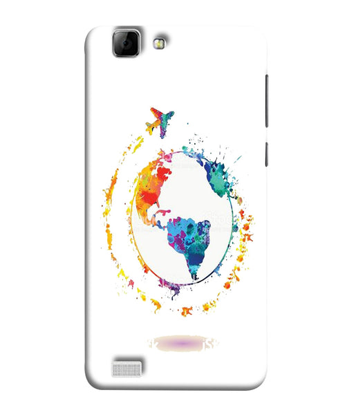 Vivo V1 World Mobile Cover