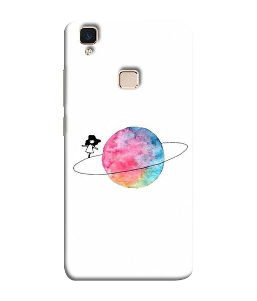 Vivo V3 Universe Mobile Cover