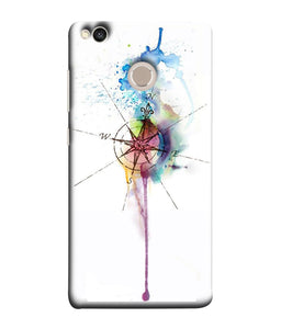 Xiaomi Redmi 4 Watercolor Directions mobile cover