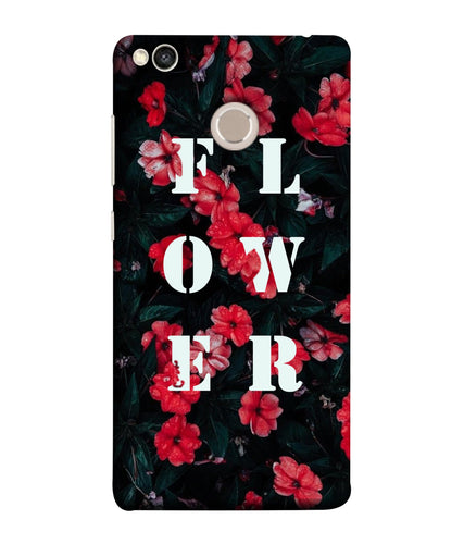 Xiaomi Redmi 4 Floral mobile cover