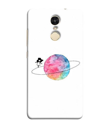 Xiaomi Redmi Note 5 Universe mobile cover