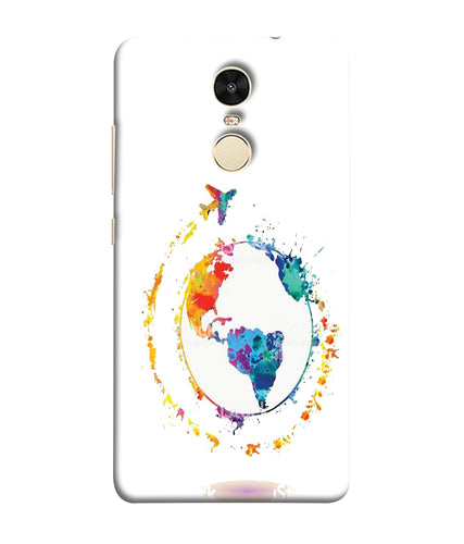 Xiaomi Redmi Note 5 World mobile cover