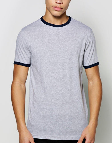 Combo T-shirt Navy blue and Grey