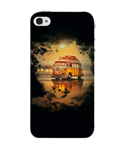 Apple Iphone 5 Sunset mobile cover