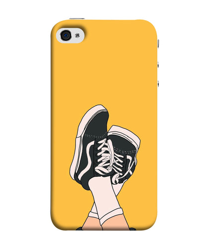 Apple Iphone 5 Shoes mobile cover
