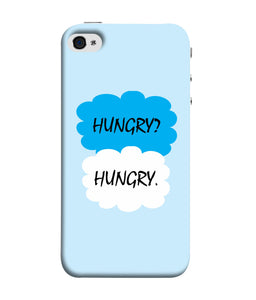 Apple Iphone 5 Hungry mobile cover
