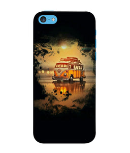 Apple Iphone 5c Sunset mobile cover