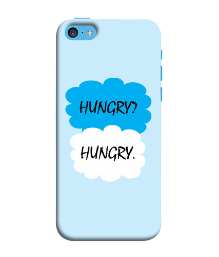 Apple Iphone 5c Hungry mobile cover