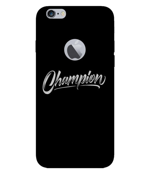 Apple Iphone 6 Champion mobile cover