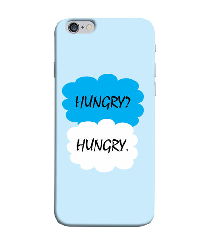 Apple Iphone 6 Plus Hungry Mobile cover