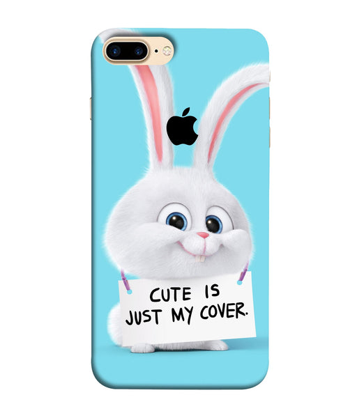 Apple Iphone 8 Plus Bunny mobile cover
