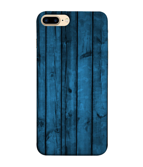 Apple Iphone 8 Plus Bluewood mobile cover