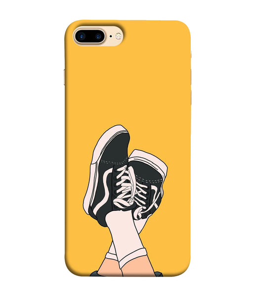 Apple Iphone 8 Plus Shoes mobile cover