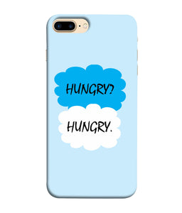 Apple Iphone 8 Plus Hungry mobile cover