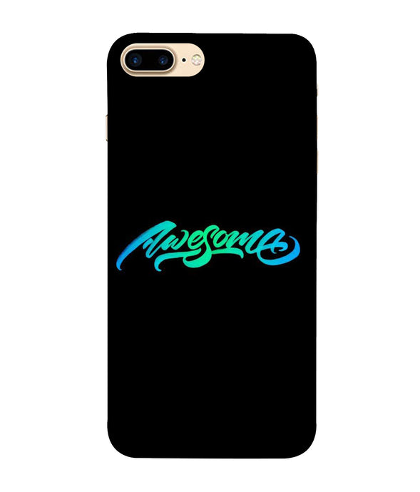 Apple Iphone 8 Plus Awesome mobile cover