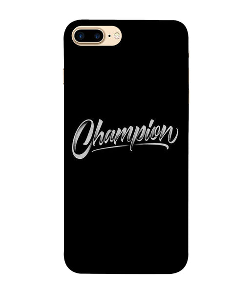 Apple Iphone 8 Plus Champion mobile cover