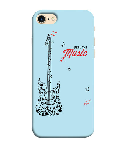 Apple Iphone 8 Music Mobile cover