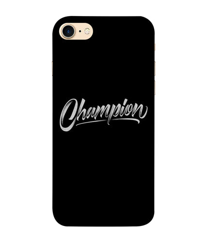 Apple Iphone 8 Champion Mobile cover