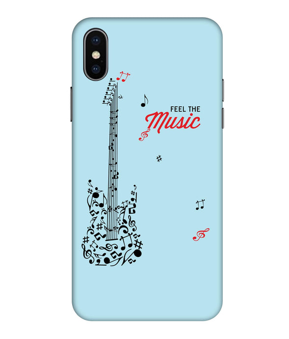 Apple Iphone Xs Max Music Mobile cover